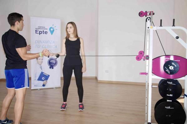 EPTE ejercicios excéntricos