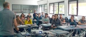 Formación teórica de electrólisis percutánea en el curso de experto universitario en fisioterapia del deporte
