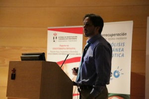 Jose Luis Arias Buría - electrólisis percutánea - V Jornadas Fisioterapia Invasiva