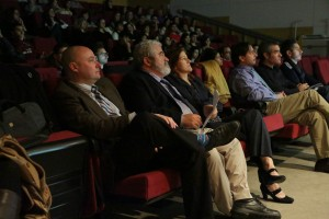 Ponentes y profesores en V Jornadas Fisioterapia Invasiva en URJC Alcorcón