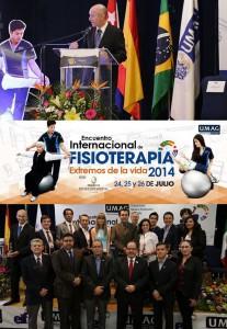 Una ponencia sobre electrólisis percutánea terapéutica con EPTE® inaugura el Congreso Internacional de Fisioterapia de la UMAG en México.