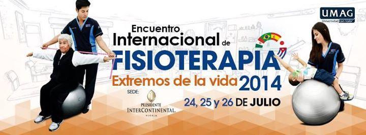 EPTE en Encuentro Internacional de Fisioterapia en México