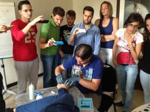 Primer curso EPTE® (Electrólisis Percutánea Terapéutica) en Valladolid