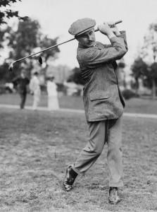 El codo de golfista recibe su nombre de la incidencia de lesiones en el tendón en la cara interna del codo en jugadores de este deporte