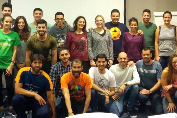Curso de EPTE electrólisis percutanea en Almería