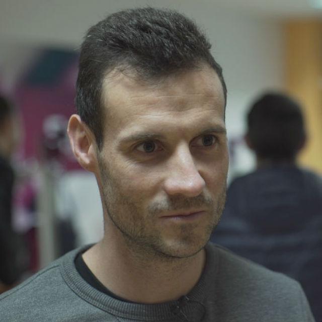 Jesús Arco, Fisioterapeuta de la Selección de Fútbol Sala de Guatemala