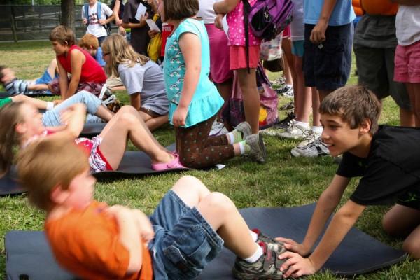 Obesidad infantil y actividad física