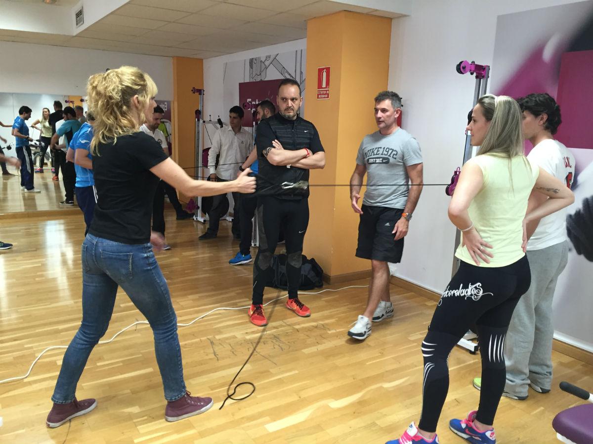 EPTE Inertial Functional Training curso en Madrid