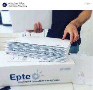 Materiale informativo Centri Omologati EPTE per pazienti
