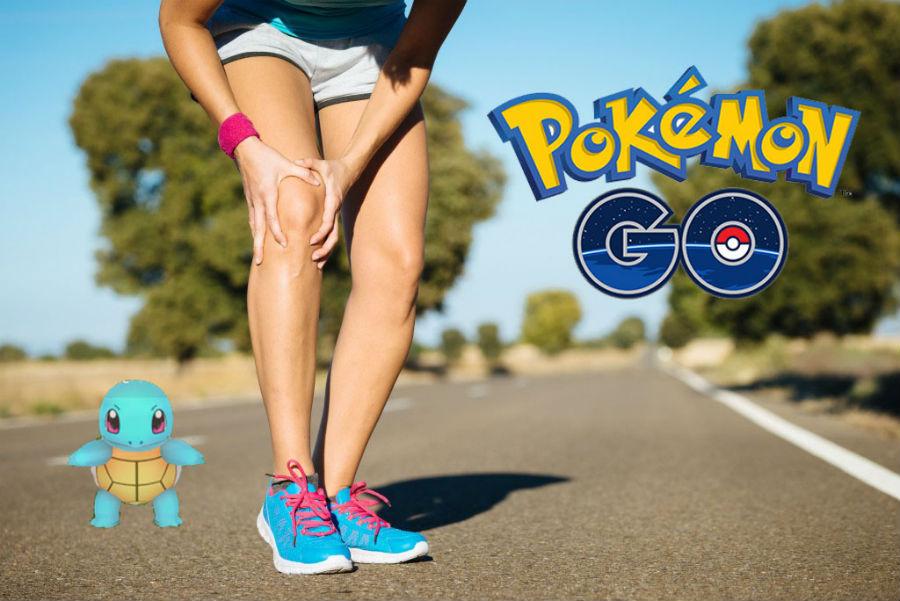 Pokemon Go porta con sé una serie di possibili danni