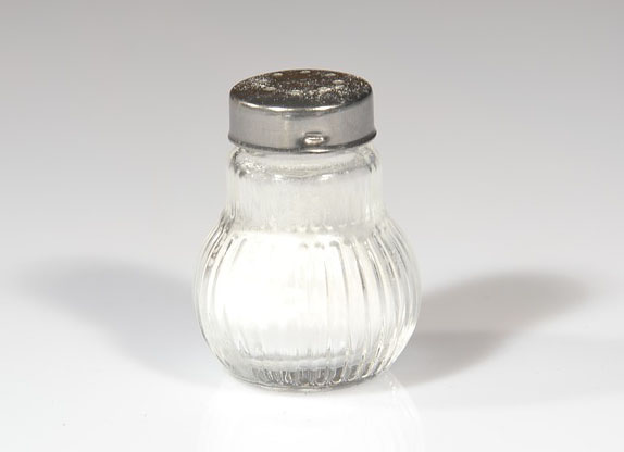 Campaign against excess of salt consumption