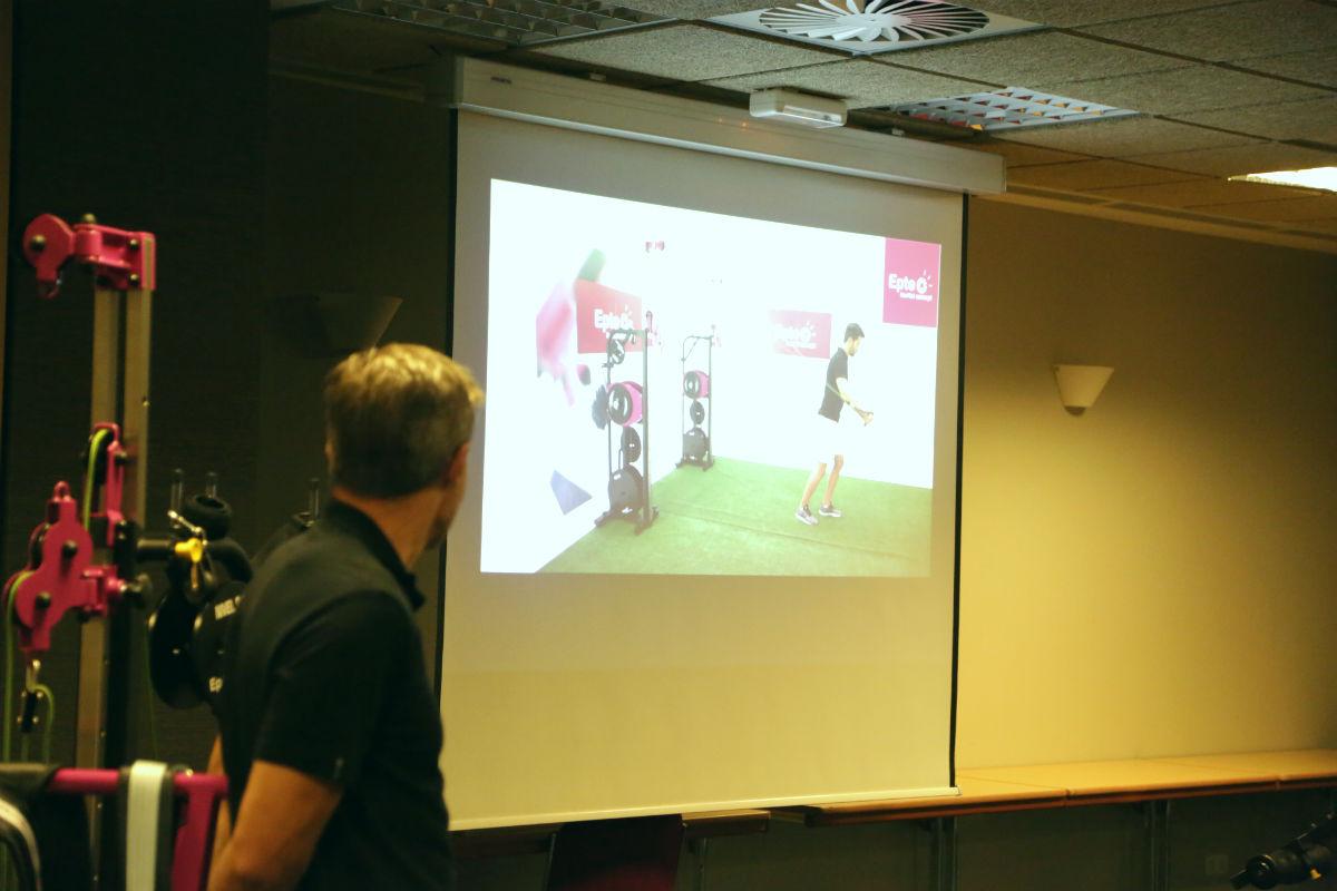 Presentación de EPTE® Inertial Concept en Bilbao