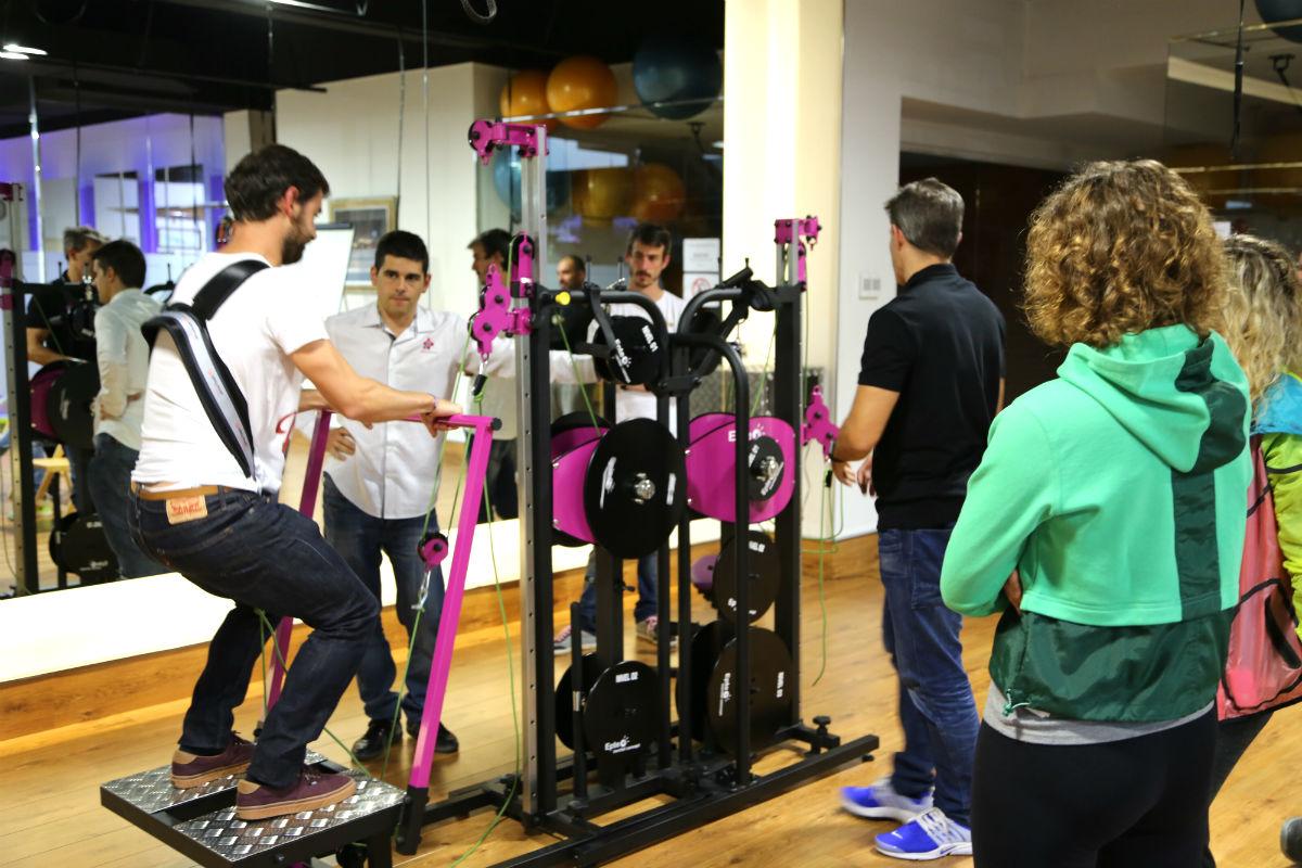 Presentación de EPTE® Inertial Concept en León
