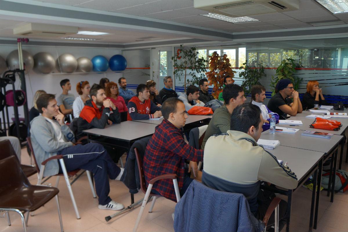 Presentación de EPTE® Inertial Concept en Zaragoza