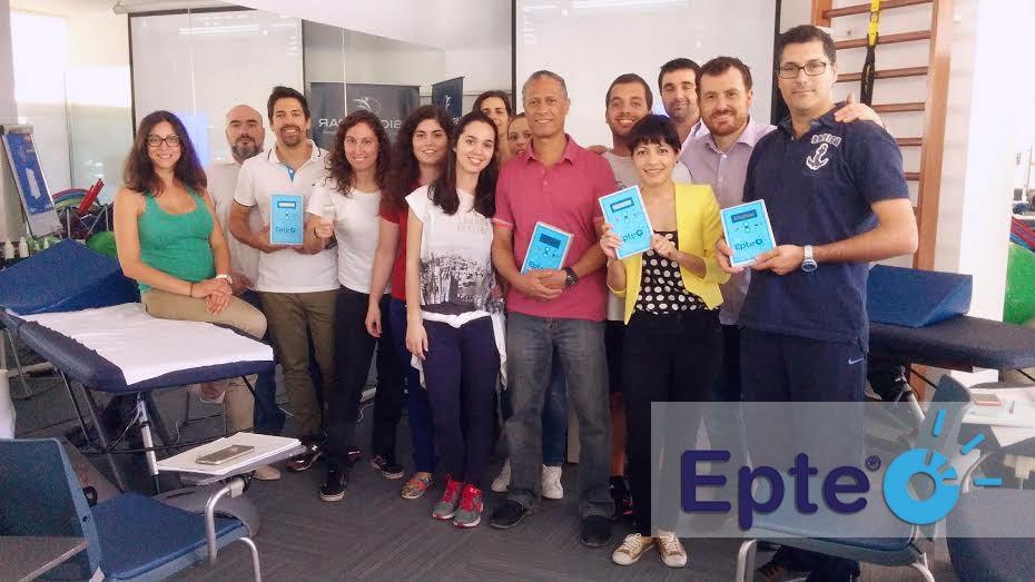 Curso EPTE® Lisboa, Junho 2016