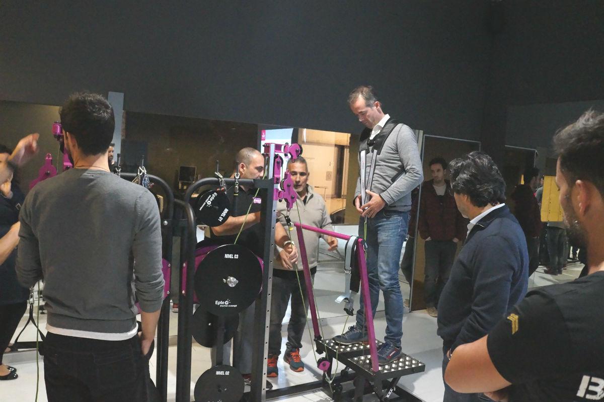 Presentación de EPTE® Inertial Concept en Oporto