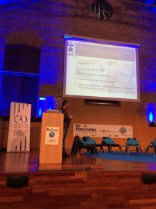 Electrolisis percutanea EPTE en el congreso JAM con Javier Herraiz