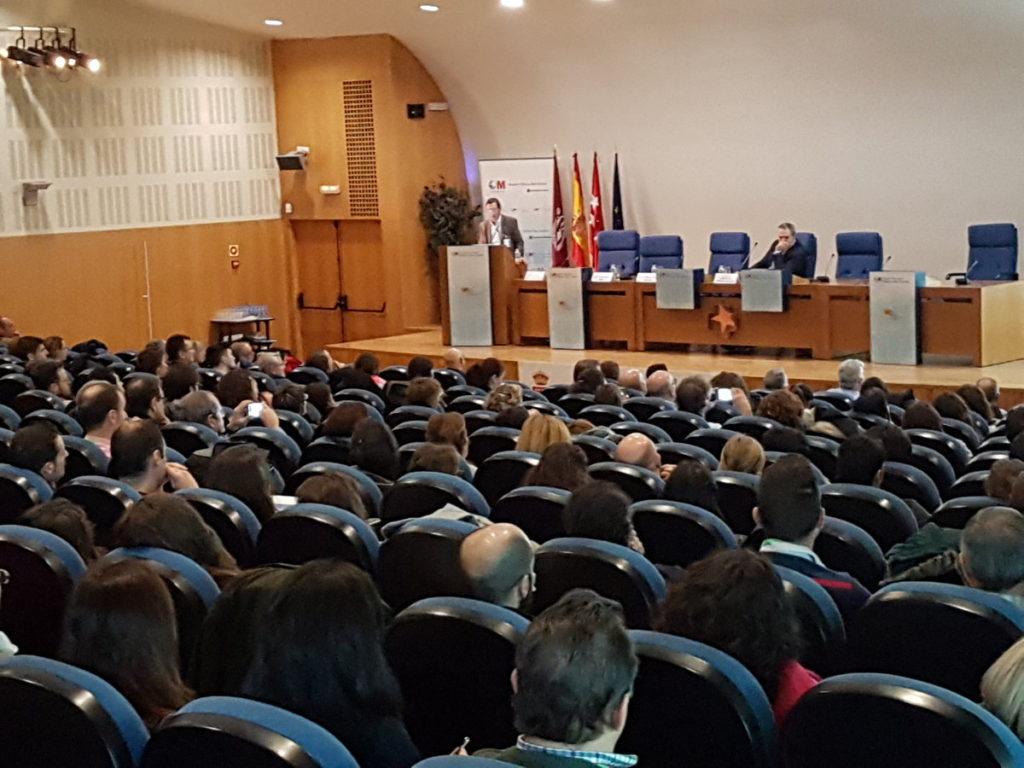 Ponencia del doctor Martín Rueda. Podólogo