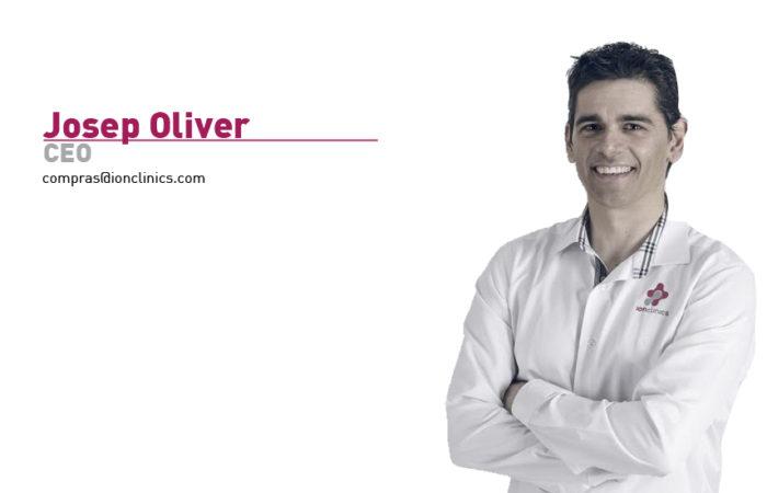 josep oliver ceo