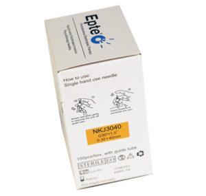 Agujas de Acupuntura EPTE® 0,30x40 mm