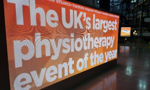 EPTE in the UK's largests physiotherapy event of the year