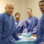 Equipo de Investigación de Electrolisis Percutanea Terapeutica-EPTE®, entre ellos profesionales de la fisioterapia y medicina.