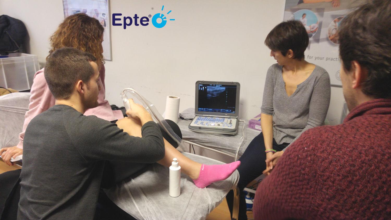 Formación electrolisis percutánea terapéutica EPTE Madrid 2018