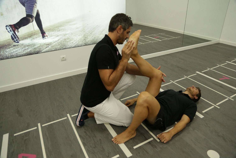 Fisioterapia deportiva evaluación