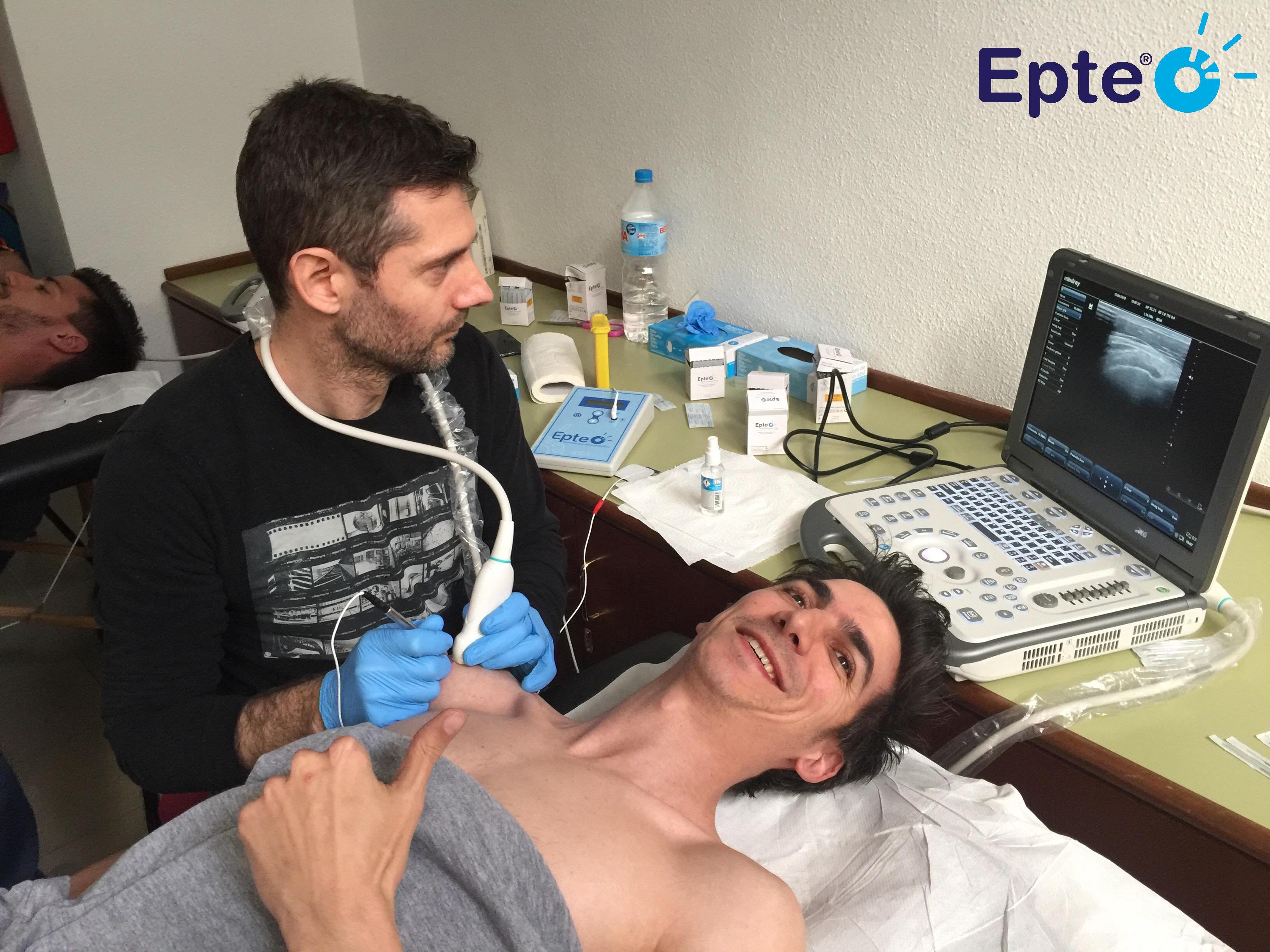 cursos electrolisis percutánea