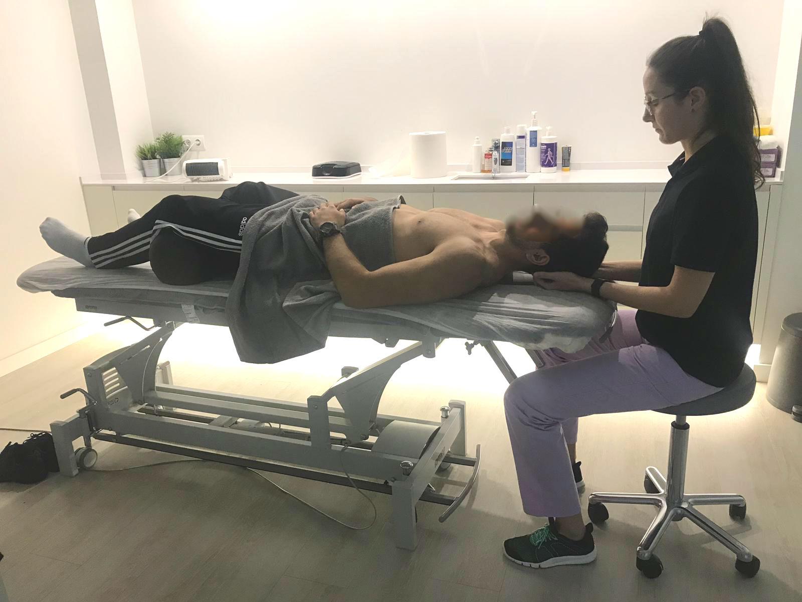 Higiene postural fisioterapeuta