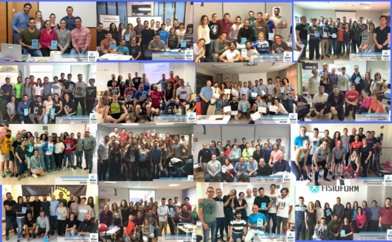 cursos electrolisis percutánea 2019