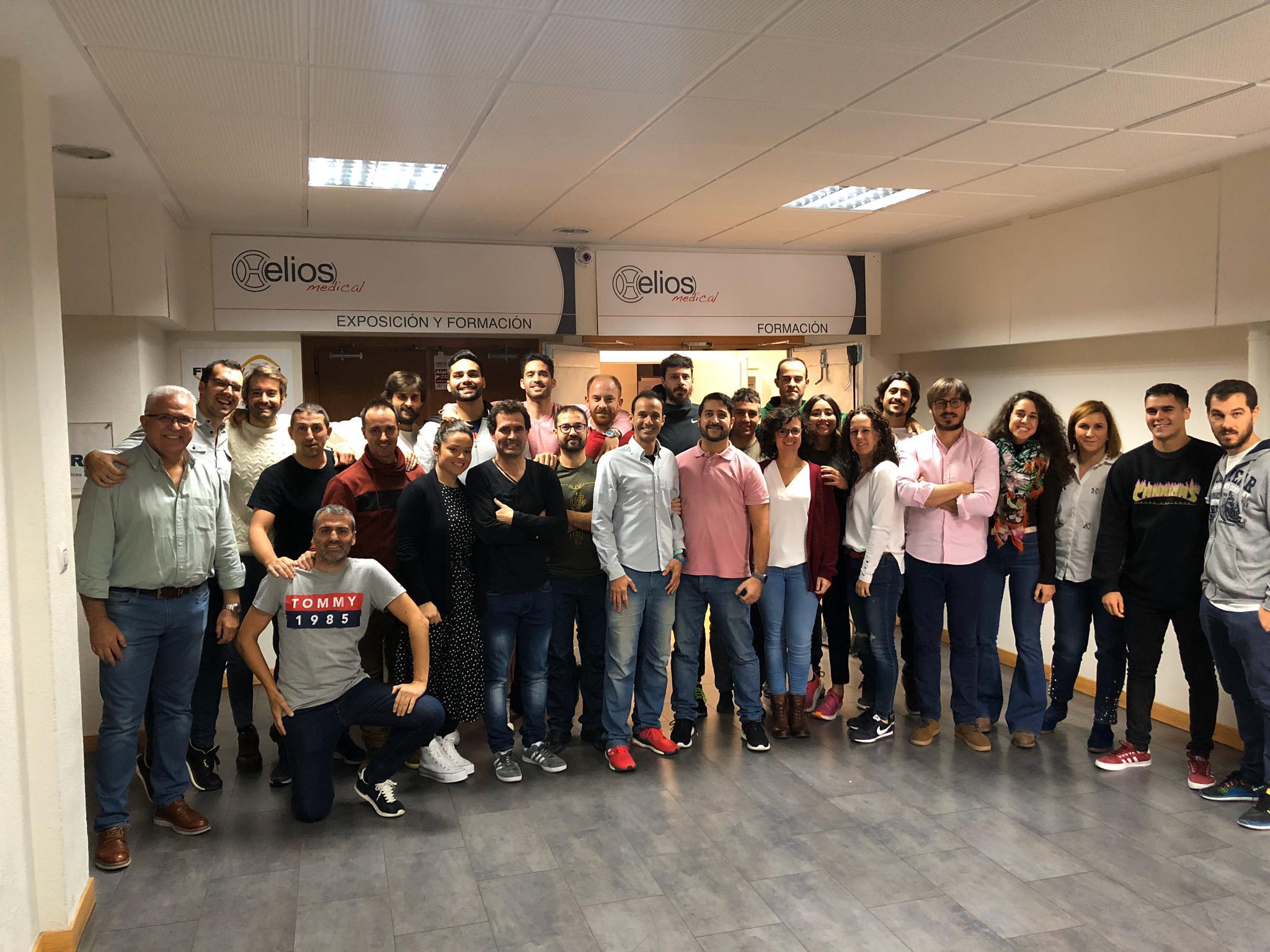Formación en Fisioterapia Curso Avanzado Neuromodulación Percutánea Madrid
