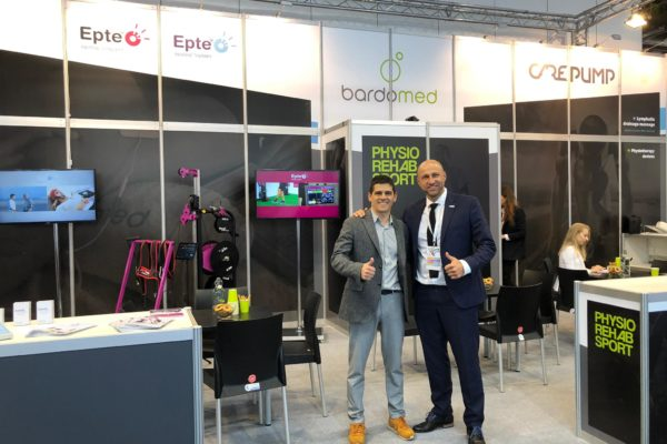 Feria Medica 2019 EPTE Ionclinics